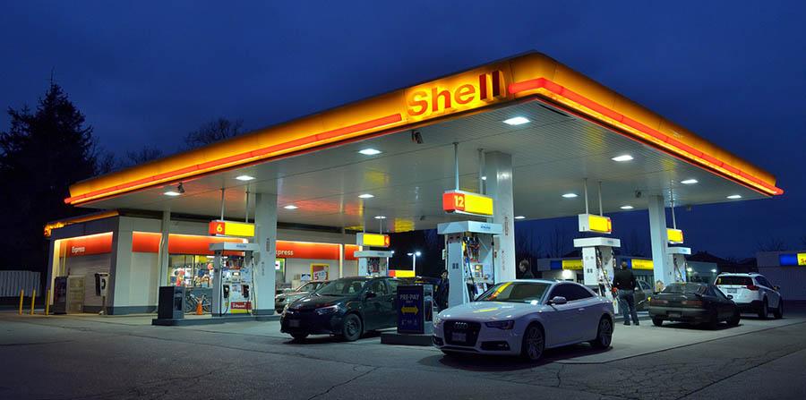 Tankstelle Eröffnen