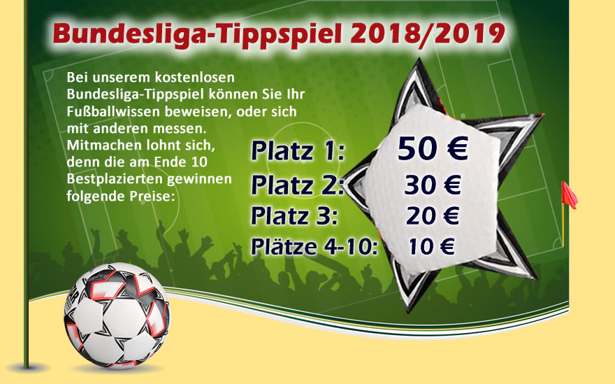 Tipp FuГџball Bundesliga