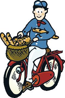 Logo von unserem Brötchenlieferdienst